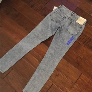 Washed Out PacSun Jeans w/ Tags